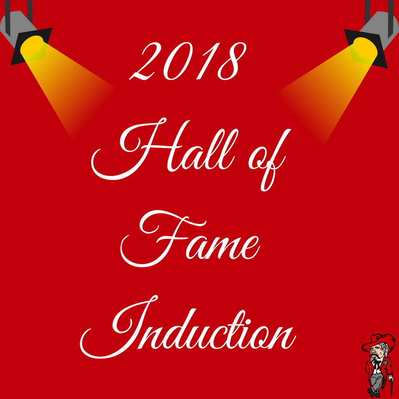2018 Hall of Fame Induction