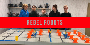 Rebel Robots win award!