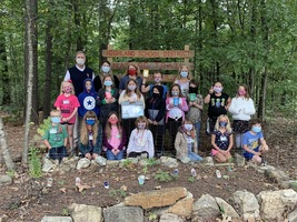 Nature Trail becomes more educational and enjoyable!
