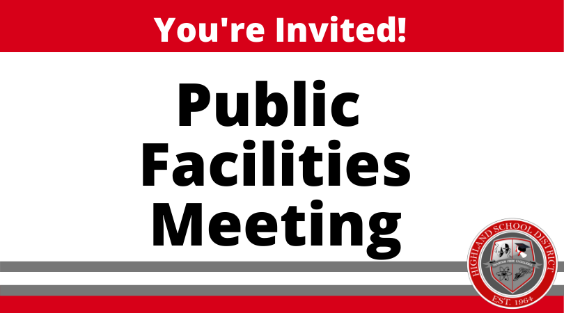 Public Facilities Meeting
